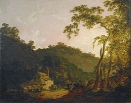 Cottage in Needwood Forest Circa 1790